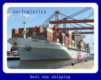 Sea Freight Brokers From China to USA ~~Lulu
