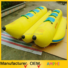 New-Design Top-Quolity Low-Price Inflatable Float Banana Boat with CE