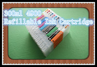 Good not to be missed!!!!High quality ink cartridge 4900 for Epson cartridge refill machine