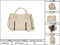 Women`s bag .fashion bags PU leather hot selling bags 30*19*21 cm