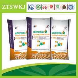organic ferilization bio-ferilizer nigrogen & potash fertilizer for instead of MOP, SOP long term effect