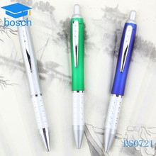 Cheap Items promotion pen exclusive push ball pen recycled plastic pens