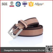 Men's gift leather belt