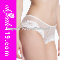White lace transparent hot sexy girls panty photos wholesale