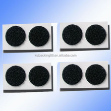 adhesive velcro coins