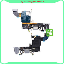 Mobile phone accessories for iPhone 6S Headphone Jack with Connector Flex Cable