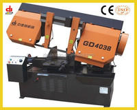 GZK4030 automatic band saw machine factory zhejiang china