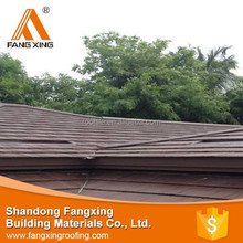 2015 hot selling lighter higher strength purple buliding material synthetic roofing shake roof tile