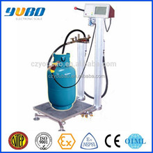 Grade one easy operation auto lpg gas cylinder filling machine