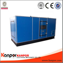 good choice!KANPOR weichai 120kw/150kva hho power generator with CE,BV,ISO9001