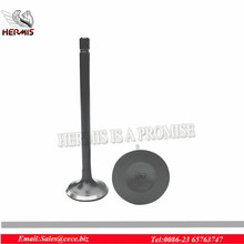 Intake and Exhaust Valves/motorcycle 200cc engine valves spare parts