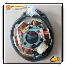 GY6-125-2 magneto,6 coil ,AC,high quality motorcycle magneto stator coil and motorcycle electrical parts