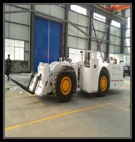 working underground mini material cargo van