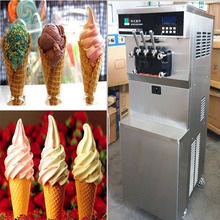 2014 Hot sale soft ice cream maker/machine ks-5236 with 304 stainless steel
