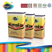 KINGFIX Brand high performance automotive paint colors
