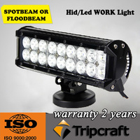 promotion price! hot in canada 36w 54w 72w led driving light, 12v 54w led light bar off road