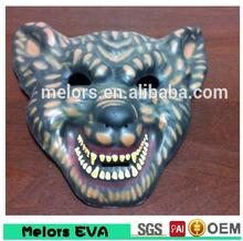 Customize Colorful Eva foam mask Eva Mask For Halloween