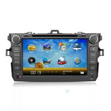 8 inch 2 Din Toyota Collora 3G Car Stereo GPS