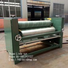 4rollers glue spreader machine/adhesive machine for machine