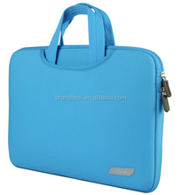 2015 Hot Sale Neoprene Laptop Sleeve With Carry Handle