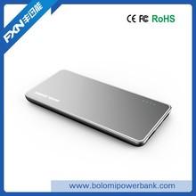 New the best portable Power Bank 6000mah, high quality 6000mah power bank Aluminum alloy case