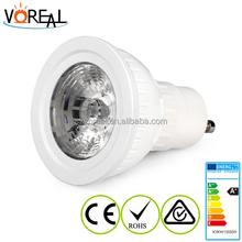Dimmable led spotlight gu10 cob 5w gu10 led light bulb shenzhen led mr16 smd 5630