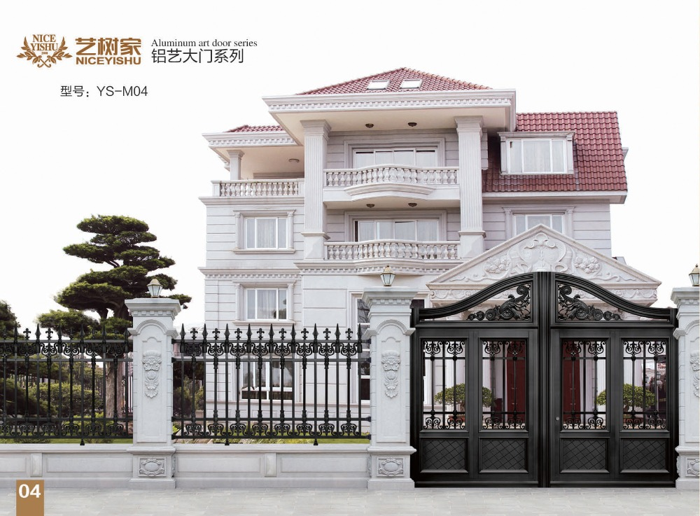 Shijiazhuang Factory Direct Supply Home Gate Grill Design,House Gate ...