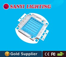red and blue grow light cob led chips 50w
