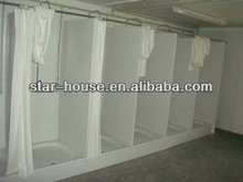 ablution container unit