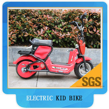 CE approval 350W kids 24v electric motorcycle ,fun kids bike