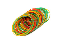 Natural Colorful High Quality Rubber Band , Size 18 Rubber Band Made In China , All Kind Of Rubber Band For Sale