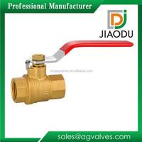 Design classical ball type cock gas control valve