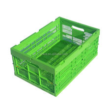 Plastic Collapsible Box with optional lid storage fruits and vegetables