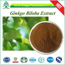 Plant extract CAS No.90045-36-6 High quality Natural Biloba Leaf P.e.