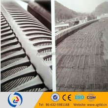 road reinforcement geogrid roll