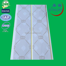 PVC ceiling design for africa market nice looking hot sell