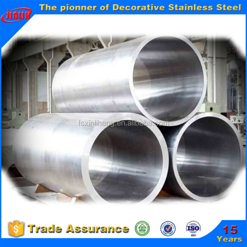 Dn seamless stainless steel pipe sch wall thickness