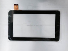 """High accuracy !7"""" capacitive touch panel for GPS,E-book,PC, gaming devices, industrial monitors"""