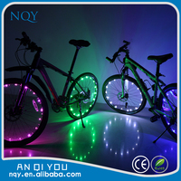 mixed color latest led bicycle wheel light