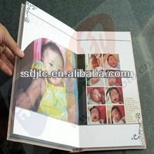 photo album self adhesive PVC foam sheet for inner pages