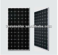 280W mono solar panel with TUV CE certificate
