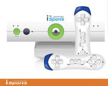 Juego de TV vídeo reproductor-Cuerpo de la cámara de movimiento que detecta el juego controlador. Los videojuegos interactivos