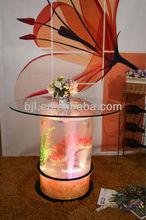 barra de led y el club de noche de la burbuja de la decoración de la fuente de agua para la venta