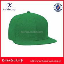 customize plain snapback hats blank cotton flat brim wholesale snapback caps