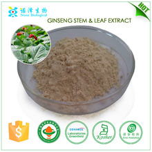 Health food No F11 Ginseng stem and leaf extract 80%UV