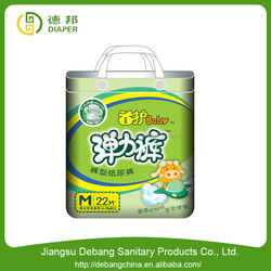 Competitive Disposable production line for baby diaper