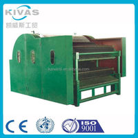 Cheap unique non woven electric carding machine