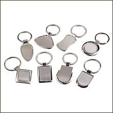 Oem seu logotipo brindes promocionais personalizados Metal Keychain