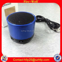 2015 Discount S10 new style wireless speaker with suction cup FM/TF card function S10 speaker factory price
