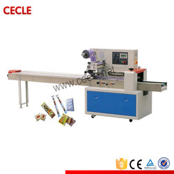 Factory price cotton candy auto packing machine with TD-250B